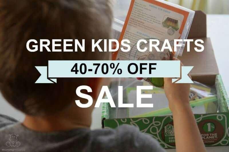 green kid crafts black friday sale