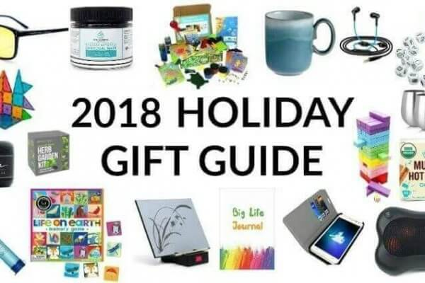 2018 Christmas gift guide