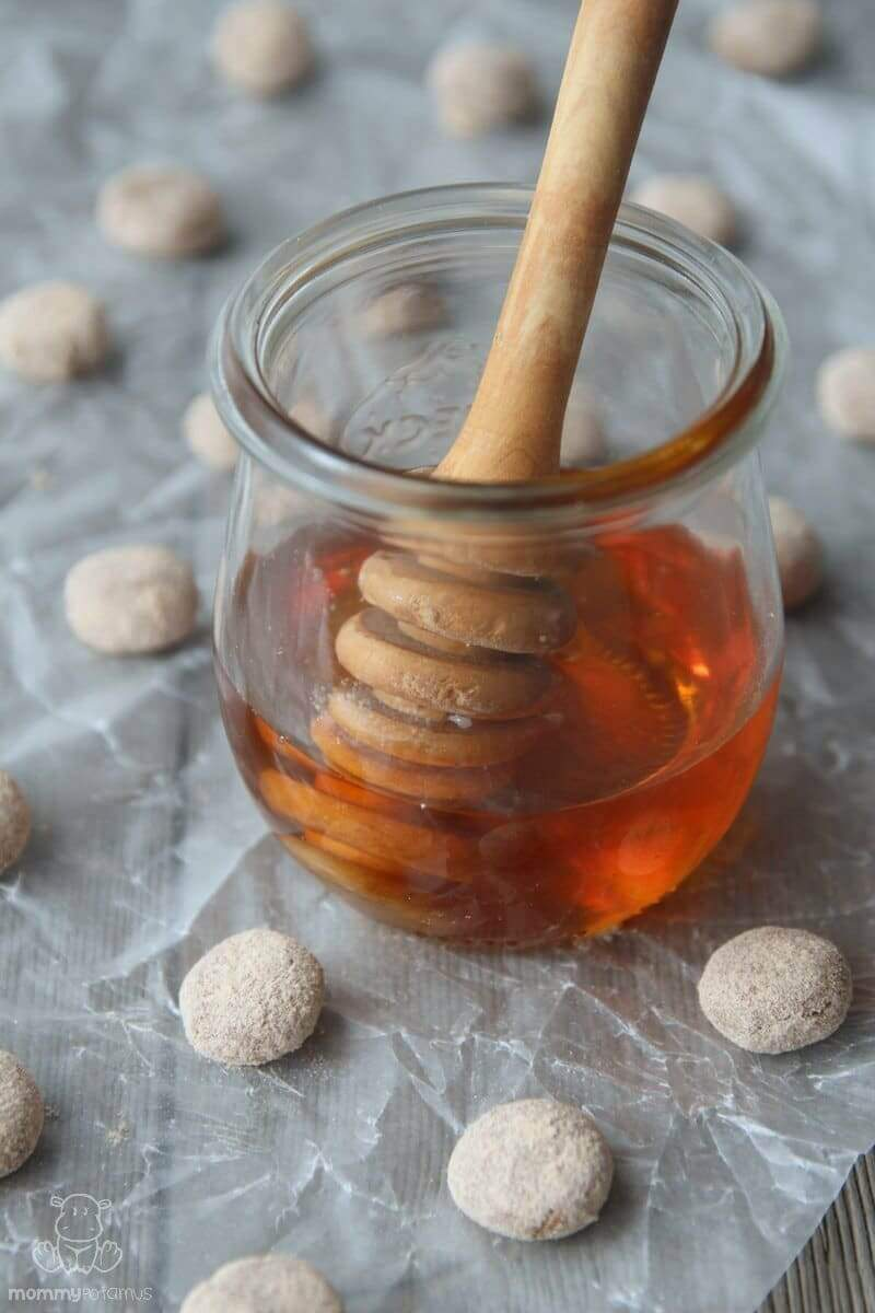 These homemade cough drops are amazing for soothing a sore, scratchy throat. They're easy to make and only require 5 natural ingredients.