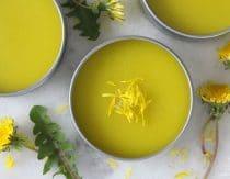 How To Make Dandelion Salve (Healing Balm Recipe)
