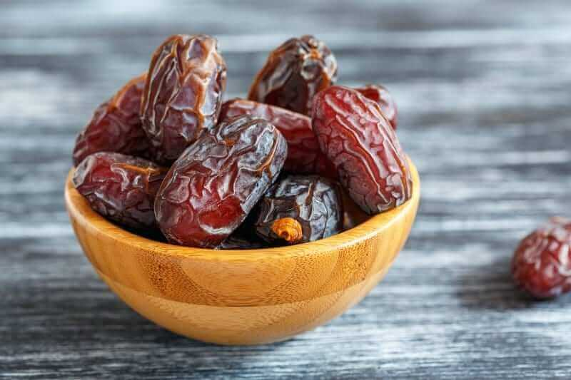 Dates during pregnancy have oxytocin-like effects