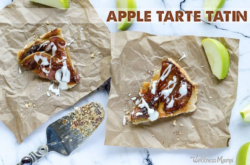 apple tarte tatin recipe grain free