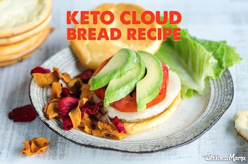 keto cloud bread recipe